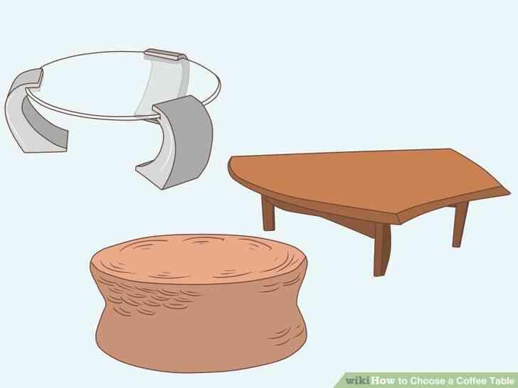 Imagen titulada Elegir una Mesa de Café Paso 4