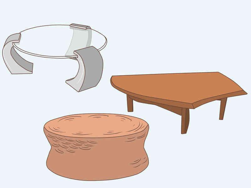 Cómo Elegir una Mesa de Café