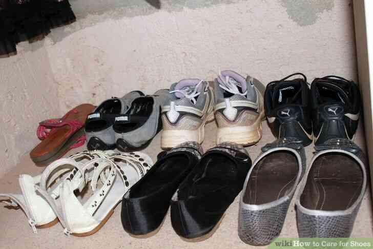Imagen titulada el Cuidado de Zapatos de Paso de 1