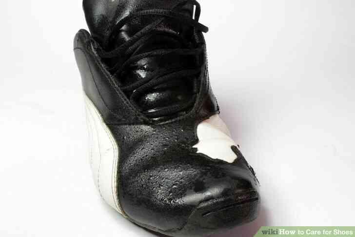 Imagen titulada el Cuidado de Zapatos de Step 7