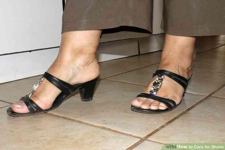 Imagen titulada el Cuidado de Zapatos de Paso 8
