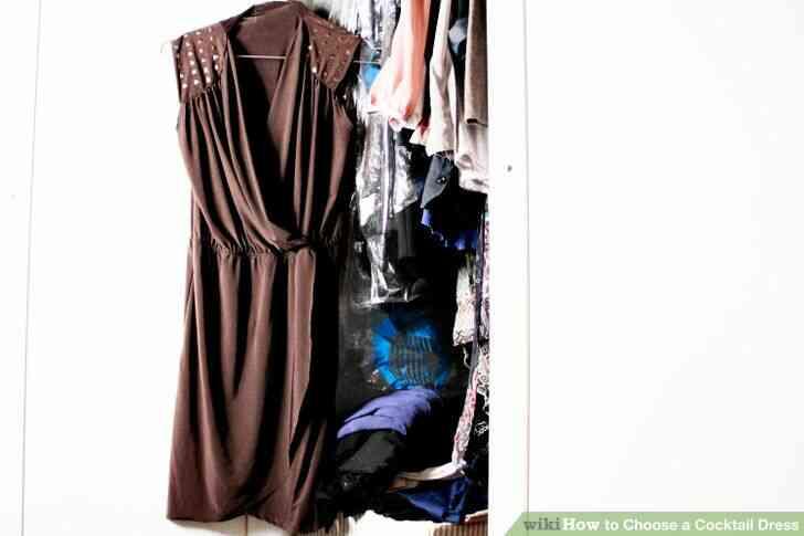 Imagen titulada Elegir un Vestido de Cóctel Paso 2