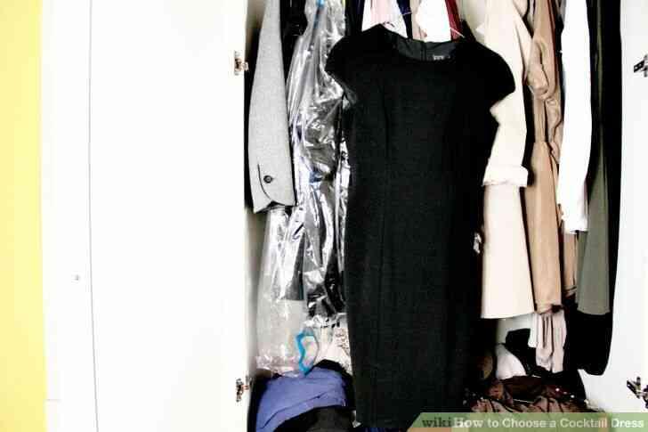 Imagen titulada Elegir un Vestido de Cóctel Paso 4