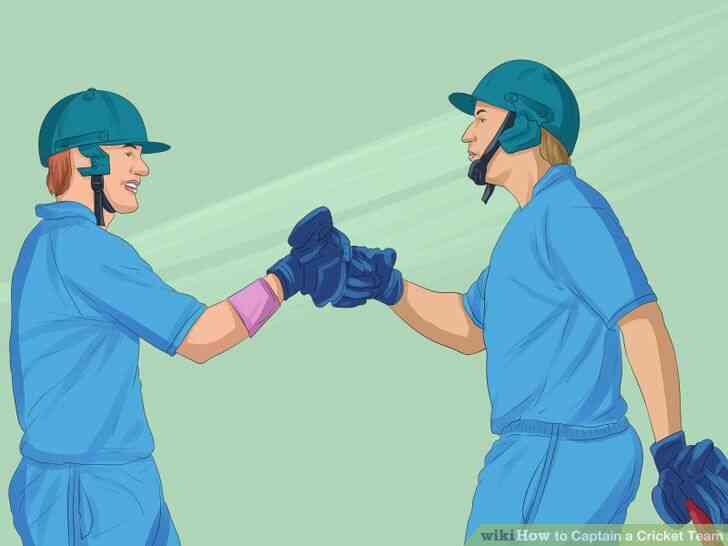 Imagen titulada Capitán de un Equipo de Cricket de Paso 12