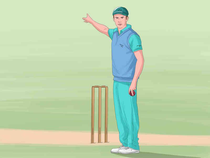 Cómo el Capitán de un Equipo de Cricket