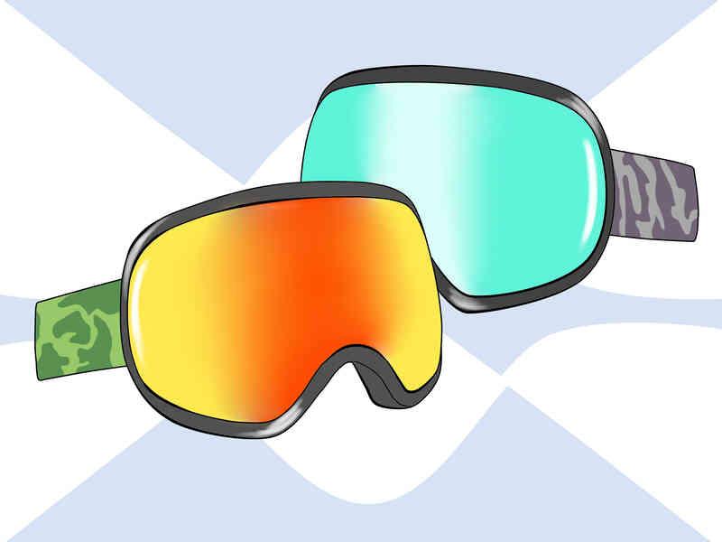 Cómo Elegir Gafas de Snowboard