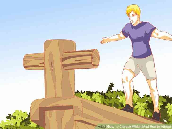 Imagen titulada Elegir Qué Mud Run para Asistir a Paso 9