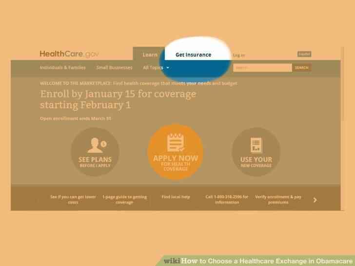 Imagen titulada Elegir un Profesional de Exchange en Obamacare Paso 6