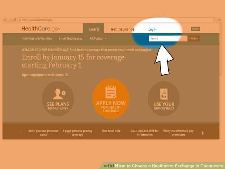 Imagen titulada Elegir un Profesional de Exchange en Obamacare Paso 12