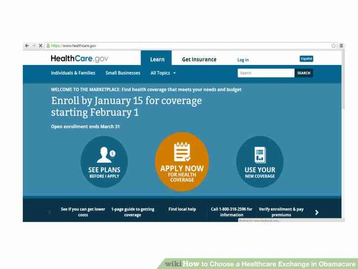Imagen titulada Elegir un Profesional de Exchange en Obamacare Paso 5