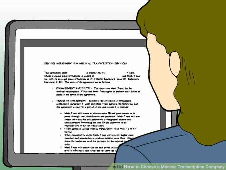 Imagen titulada Elegir un Médico de la Transcripción Paso 9