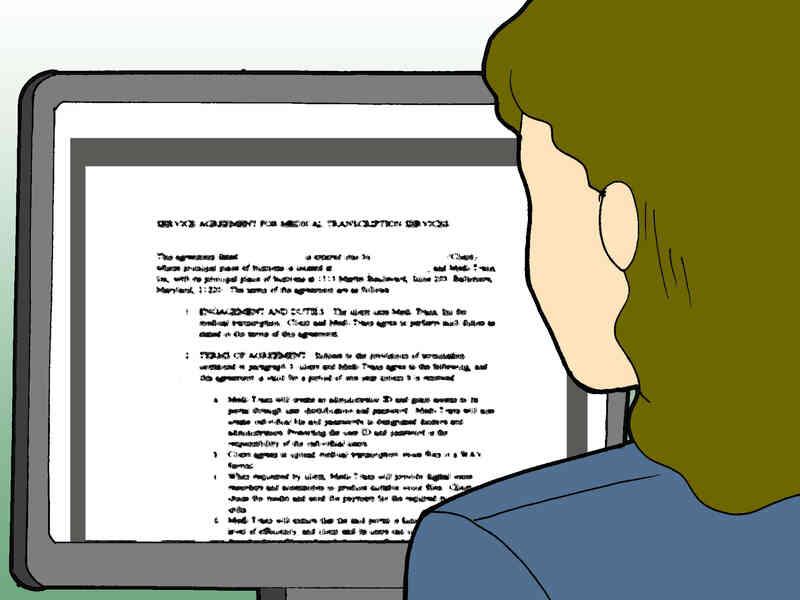 Cómo Elegir un Médico de la Transcripción de la Empresa