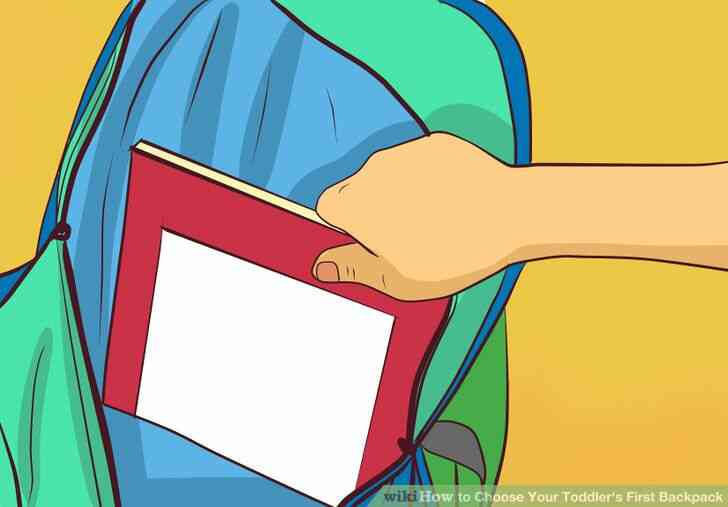 Imagen titulada Elegir en el Niño la Primera Mochila Paso 5